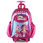 Lalaloopsy Batůžek trolley mini Lalaloopsy Backpack Small Trolley Lalaloopsy 10560