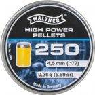 Walther Diabolo Walther High Power 250ks cal.4,5mm