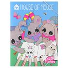 House of Mouse Omalovánky House of Mouse 129 samolepek