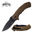 MASTER USA MASTER USA MU-A051TN SPRING ASSISTED KNIFE