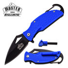 MASTER USA Master USA MU-A027BL SPRING ASSISTED KNIFE