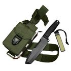 Extrema Ratio Nůž Extrema Ratio Ontos Black Green Sheath
