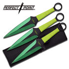 Perfect Point PERFECT POINT PP-869-3GN THROWING KNIFE