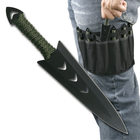 Perfect Point RC-040-6 THROWING KNIFE SET