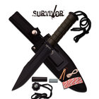 Survival Nůž HK-786GN Fixed Blade Knife