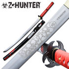 Z Hunter Z HUNTER ZB-059RD HAND FORGED SAMURAI SWORD
