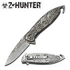 Z Hunter ZB-055SL SPRING ASSISTED KNIFE