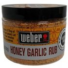 Weber Koření Weber Honey Garlic Rub 142 g