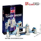 Cubic Fun 3D Puzzle Tower Bridge 41 dílků