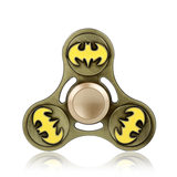 Fidget Spinner Kovový Fidget Spinner One Piece Batman mosaz