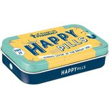 Nostalgic Art Retro mint box Nostalgic Pharmacy - Happy Pills