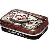 Nostalgic Art Retro mint box Route 66 Desert Survival Kit