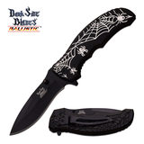 Dark Side Blades DARK SIDE BLADES DS-A047BK SPRING ASSISTED KNIFE