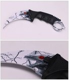 Game of Thrones Karambit Hra o trůny Targaryen