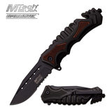 MTech M-Tech USA MT-A937WS SPRING ASSISTED RESCUE KNIFE