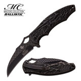 Master Cutlery MC-A037SW Spring Assisted Knife