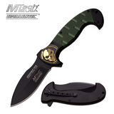 MTech MT-A876GN Spring Assisted Knife