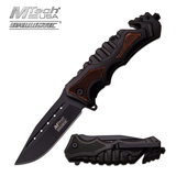 MTech M-Tech USA MT-A937WP SPRING ASSISTED RESCUE KNIFE