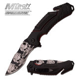 MTech MT-A915SK SPRING ASSISTED KNIFE