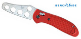 Benchmade Nůž Benchmade Griptilian 550T Training Red