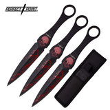 Perfect Point PP-104-9-3 THROWING KNIFE 3PC SET