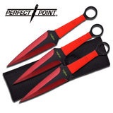 Perfect Point PERFECT POINT PP-869-3RD THROWING KNIFE SET