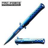 Tac-Force TF-884BL Spring Assisted Knife
