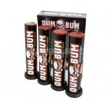 Pyrotechnika Kulové pumy Single Shots DUM BUM 30mm 4ks (Dumbum)
