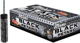 Pyrotechnika Petardy Mini Black Petard 30ks