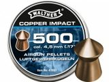 Walther Diabolo Walther Copper Impact 500ks cal.4,5mm