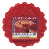 Yankee candle Vonný vosk Yankee Candle Rebarborový crumble, 22 g