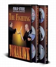 Cold Steel DVD Cold Steel The Fighting Tomahawk
