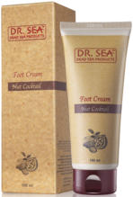 DR. SEA DR. SEA Nut Cocktail Foot Cream 100ml