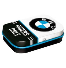 Highlife Retro mint box BMW Riders Only