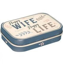 Highlife Retro mint box Happy Wife Happy Life