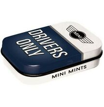 Highlife Retro mint box Mini Cooper Drivers Only