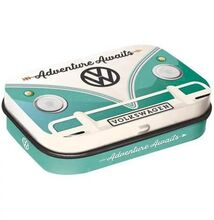 Highlife Retro mint box VW Adventure Awaits