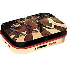 Nostalgic Art Retro mint box London 1969