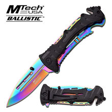 MTech MT-A847RB SPRING ASSISTED KNIFE