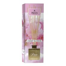 Price\'s Candles Price's Candles Reed diffuser in squared bottle - 100 ml Cherry Blossom