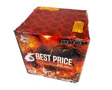 Pyrotechnika Kompakt 25ran / 25mm Best Price Wild Fire