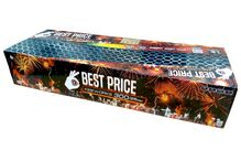 Pyrotechnika Kompakt 300ran / 25mm Best Price Wild Fire