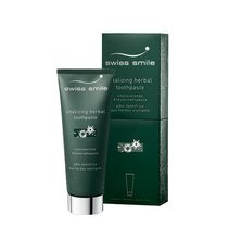 Swiss Smile Swiss Smile Vitalizing Herbal Toothpaste zubní pasta 75ml