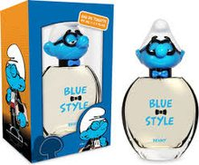 The Smurfs Blue Style Brainy EDT 50ml