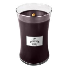 WoodWick Black Plum Cognac