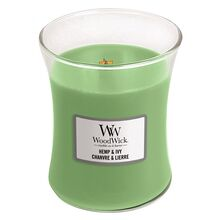 WoodWick Hemp & Ivy