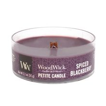 WoodWick petite Spiced Blackberry