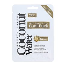 Xpel Xpel Coconut Water Deep Moisturising Foot Pack