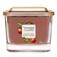 Yankee candle Elevation 3 knoty Amaretto Apple
