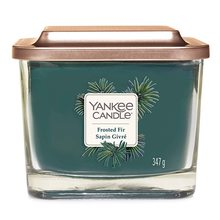 Yankee candle Elevation 3 knoty Frosted Fir